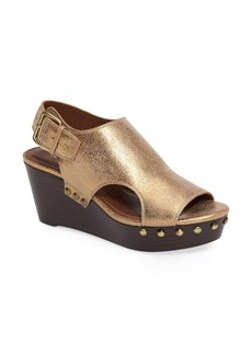Donald J Pliner Fallon Platform Wedge Sandal (Women)