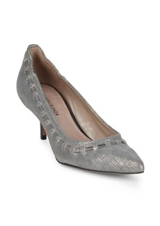 Donald J Pliner Flynn Metallic Pumps