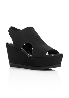 Donald J Pliner Fonda Platform Wedge Sandals