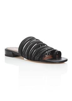 Donald J Pliner Frea Strappy Slide Sandals