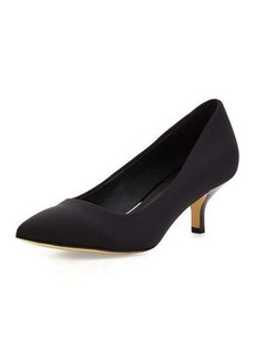 Donald J Pliner Gali Pointed-Toe Low-Heel Pump