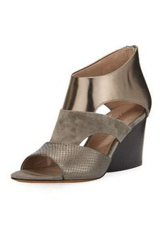 Donald J Pliner Jenkin Layered Demi-Wedge Sandal