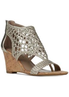 Donald J Pliner Jolie Wedge Sandals Women's Shoes