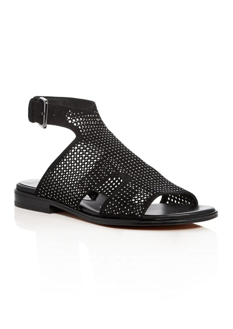 c4424d89525d Donald J Pliner Donald J Pliner Leah Perforated Gladiator Sandals ...
