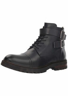 Donald J Pliner Men's CAILAN-A4 Combat Boot   D US