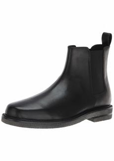Donald J Pliner Men's LEN-56 Chelsea Boot black  D US