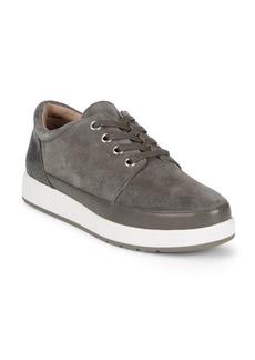 Donald J Pliner Miranda Suede Fashion Sneakers