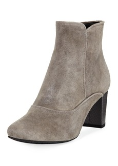 Paisley Fashion Suede Bootie