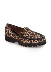 Donald J Pliner 'Rio' Genuine Calf Hair Loafer (Women)