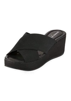 Donald J Pliner Savee Wedge Slide Sandal
