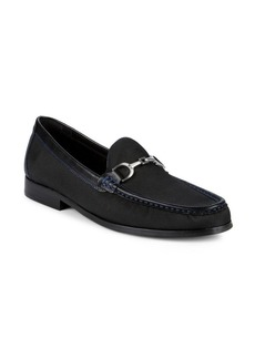Donald J Pliner Torrence Bit Loafers