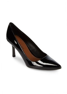 Donald J Pliner Treva Pointy Toe Leather Pumps