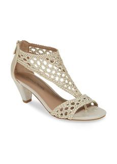 Donald J Pliner 'Verona' Woven Leather Sandal (Women)
