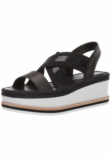 Donald J Pliner Women's AUDREY01EM Wedge Sandal   B US