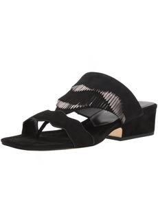 Donald J Pliner Women's Darcie Slide Sandal  8.5 Medium US