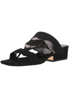 Donald J Pliner Women's Darcie Slide Sandal   Medium US