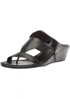 Donald J Pliner Women's Dionne Wedge Sandal  8.5 Medium US