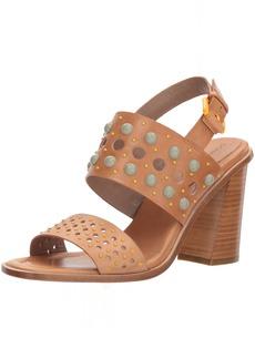 Donald J Pliner Women's Estee Heeled Sandal   Medium US