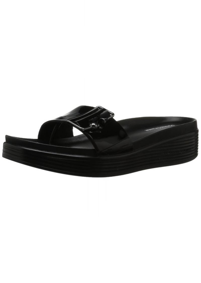 Donald J Pliner Women's FARA Slide Sandal  8 Medium US