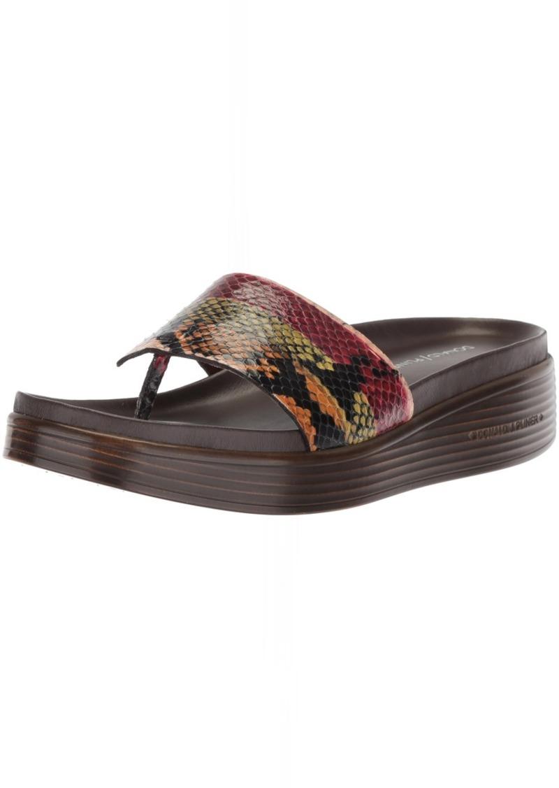 Donald J Pliner Women's FIFI19 Slide Sandal   Medium US