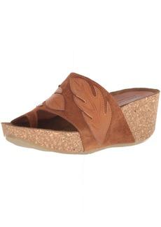 Donald J Pliner Women's Gale Slide Sandal  8 Medium US