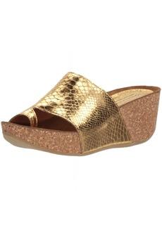 Donald J Pliner Women's GINIE Slide Sandal  6 Medium US