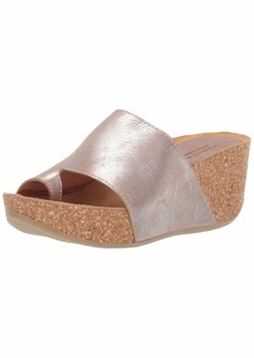 Donald J Pliner Women's GINIE2-Y9 Wedge Sandal   B US