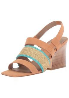 Donald J Pliner Women's MAE Heeled Sandal  8 Medium US