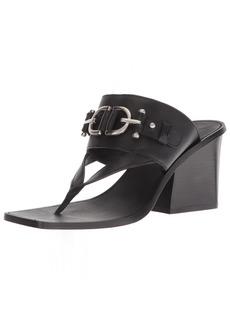 Donald J Pliner Women's Mimi Heeled Sandal   Medium US