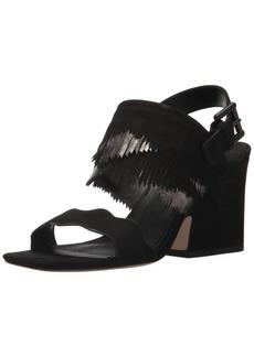 Donald J Pliner Women's Mylo Heeled Sandal  9.5 Medium US