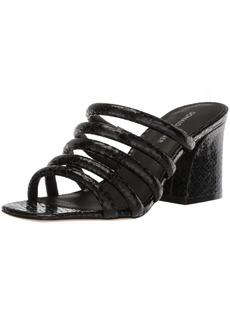 Donald J Pliner Women's WES Heeled Sandal  10 Medium US