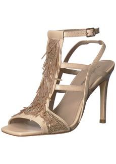 Donald J Pliner Women's Wilow Heeled Sandal  11 Medium US