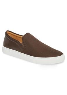 Donald J Pliner Donald Pliner Albin Raffia Slip-On Sneaker (Men)