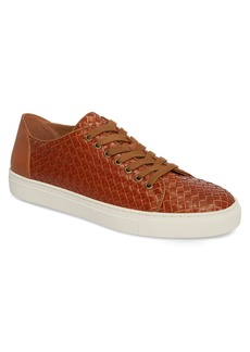 Donald J Pliner Donald Pliner Alto Woven Low Top Sneaker (Men)