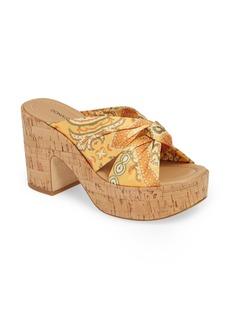 Donald J Pliner Donald Pliner Beeya Platform Sandal (Women)