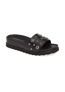 Donald J Pliner Donald Pliner Cailo Studded Slide Sandal (Women)