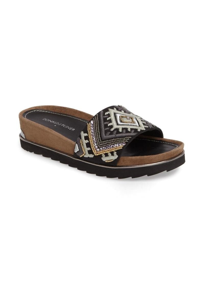15f1ee55a26 Donald pliner donald pliner cava slide sandal women shoes jpg 800x1127 Donald  pliner slide sandals