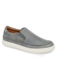 Donald J Pliner Donald Pliner Corbyn Perforated Slip-On Sneaker (Men)