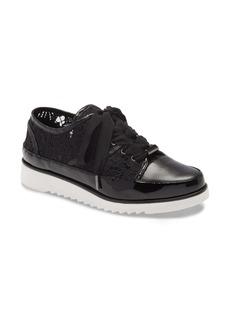 Donald J Pliner Donald Pliner Flipp Mixed Media Sneaker (Women)