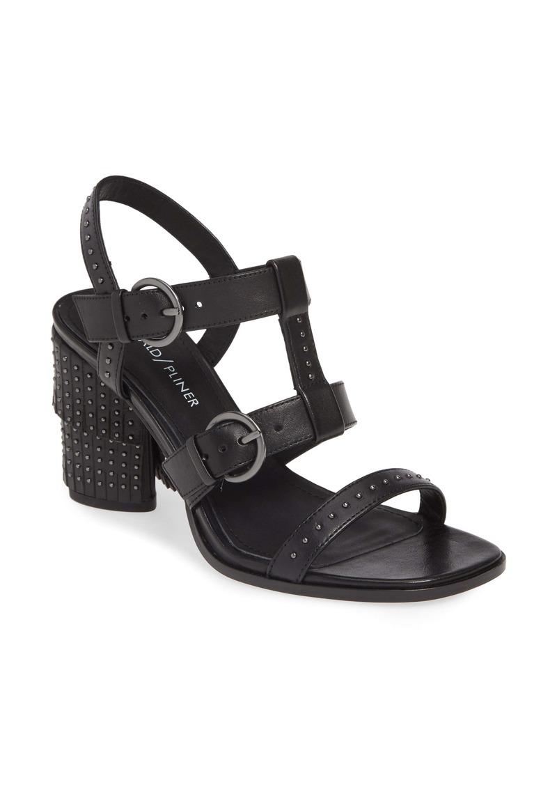 Donald J Pliner Donald Pliner Freyah Block Heel Sandal (Women)