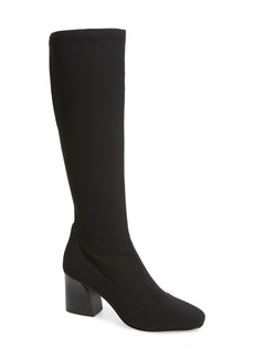 Donald J Pliner Donald Pliner Gerti Knee High Stretch Boot (Women)