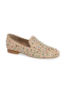 Donald J Pliner Donald Pliner Lana Crystal Embellished Loafer (Women)