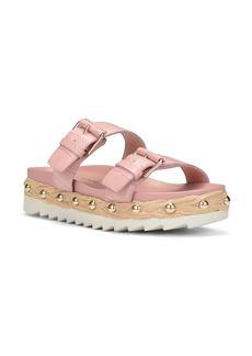 Donald J Pliner Donald Pliner Larabee Platform Slide Sandal (Women)