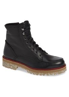 Donald J Pliner Donald Pliner Larz Lugged Moc Toe Boot (Men)