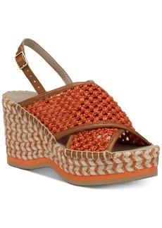 Donald J Pliner Donald Pliner Lotti Wedge Sandals Women's Shoes