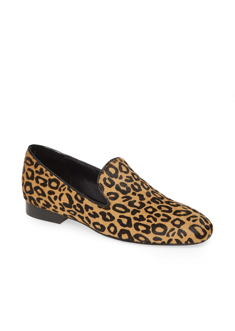 Donald J Pliner Donald Pliner Luxx Genuine Calf Hair Loafer (Women)