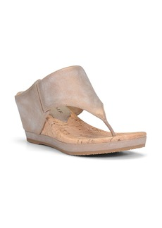 Donald J Pliner Donald Pliner Malone Wedge Flip Flop (Women)