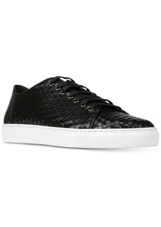 Donald J Pliner Donald Pliner Men's Alto Woven Calf Leather Sneakers Men's Shoes