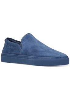 Donald J Pliner Donald Pliner Men's Arbor Slip-On Suede Sneakers Men's Shoes