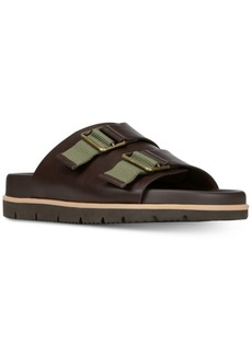 Donald J Pliner Donald Pliner Men's Byron Double Strap Sandals Men's Shoes